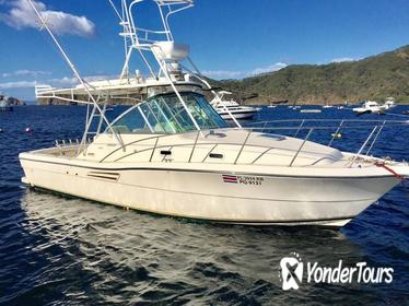 Half or Full-Day Fishing Trip On Papagayo Gulf
