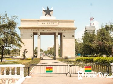 Half-Day Accra City Tour