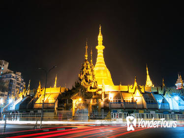 Half-Day Amazing Yangon Tour Including Circular Train Ride