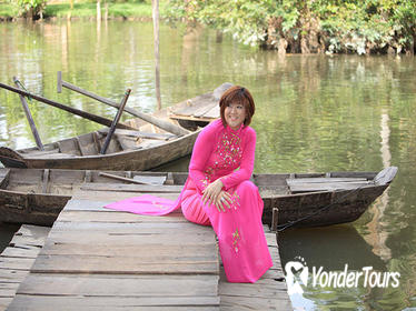 Half-Day Ao Dai Photography Tour from Ho Chi Minh City