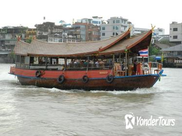 Half-Day Bangkok Rice Barge and Longtail Boat Cruise