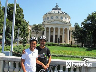Half-Day Bucharest by Bike Guided Tour