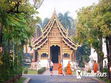 Half-Day Chiang Mai Local Life Style Including Art and Cultural