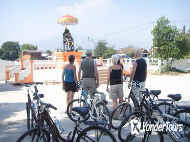 Half-Day Colors of Chiang Mai Biking Tour