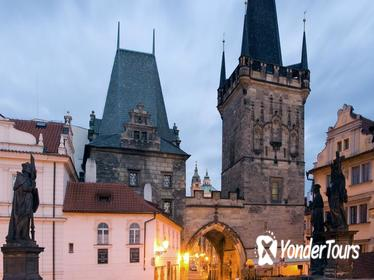 Half-Day Custom Private Tour of Prague by Luxury Mercedes Including River Cruise