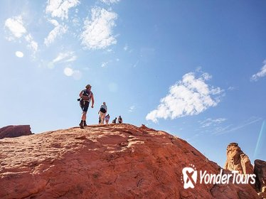 Half-Day Hiking Tour in the Valley of Fire from Las Vegas
