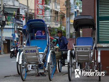 Half-Day Ho Chi Minh City Chinatown Tour by Cyclo