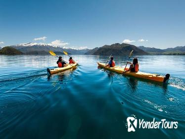 Half-Day Kayak Tour on Lake Wanaka