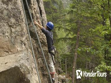 Half-Day Klondike Rock Climbing, Rappelling and Ziplining Tour from Skagway