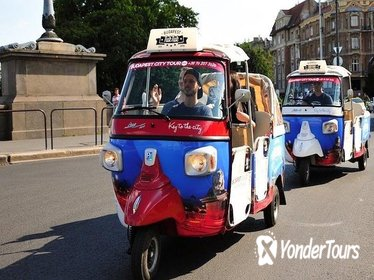 Half-Day Private Budapest Tour by Tuk Tuk