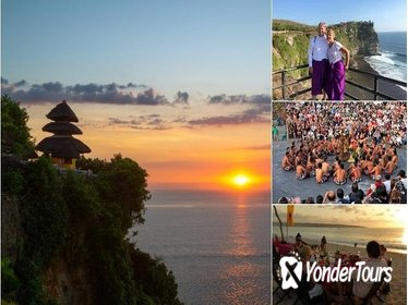 Half-Day Private Tour: Uluwatu Temple and Jimbaran Bay