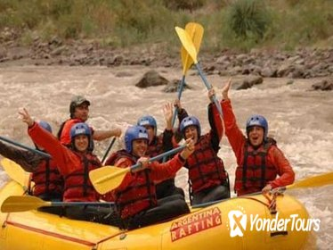 Half-Day Rafting Adventure on the Mendoza River