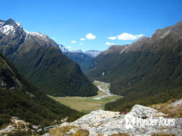 Half-Day Routeburn Track Guided Walk from Queenstown