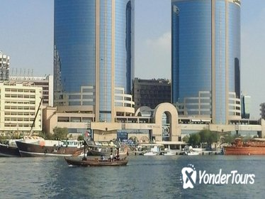 Half-Day Sightseeing Tour of Dubai with Water Taxi Ride