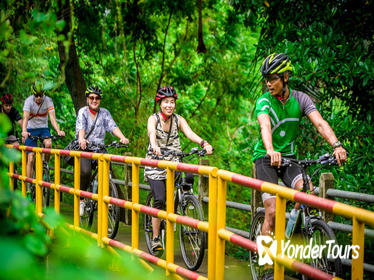 Half-Day Small-Group Bang Krachao Bike Tour from Bangkok
