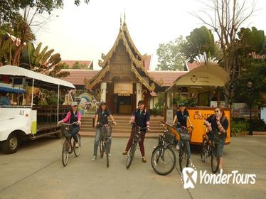 Half-Day Small-Group Biking and Boating Tour in Chiang Mai