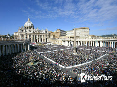 Half-Day Sunday Tour and Pope's Blessing
