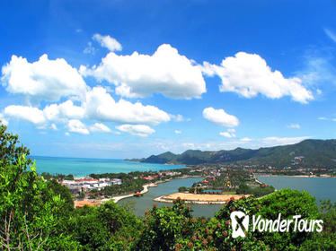 Half-day Tour Around Ko Samui Island from Samui Na Thon Port
