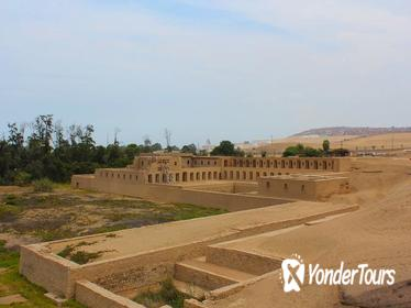 Half-Day Tour to Pachacamac Archaeological Site plus Barranco and Chorrillos