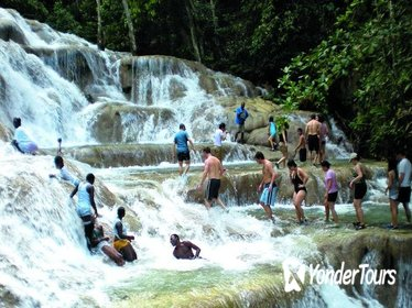 Half-Day Trip to Dunn's River Falls from Montego Bay