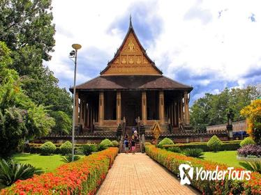 Half-Day Vientiane City Bike Tour