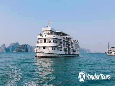 Halong Bay Cruise 2Days,1Night with included Hanoi Transfer by Bus