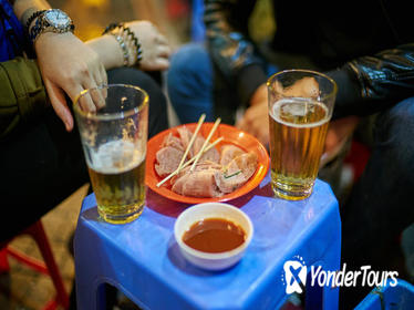 Hanoi Half-Day Street Food Walking Tour and Cultural Experience