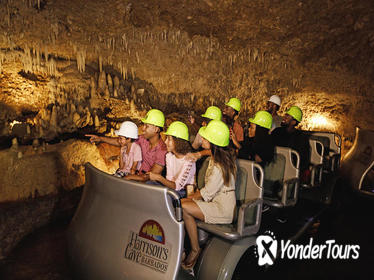 Harrison's Cave Signature Tram Tour