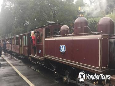 Healesville Sanctuary and Puffing Billy Steam Train Day Trip from Melbourne