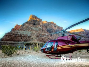 Helicopter Tour from the Grand Canyon West Rim