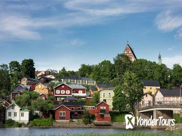 Helsinki and Porvoo Half-Day Sightseeing Tour