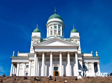 Helsinki Layover Sightseeing Tour by Coach with Airport Pickup and Drop-Off