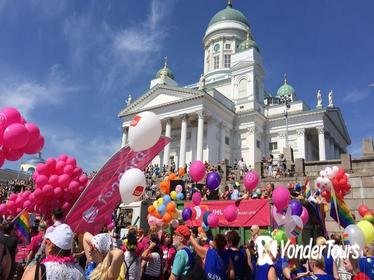 Helsinki Small-Group Walking Tour