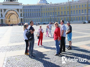 Hermitage & Highlights Cultural Walk