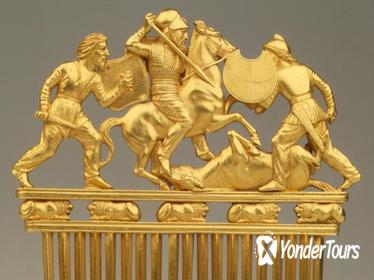 Hermitage Museum Gold Room Tour with a Curator including All-Day admission to the Museum