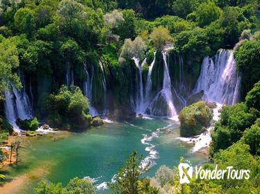 Herzegovina, Medugorje, and Kravice Falls Private Day Trip from Dubrovnik