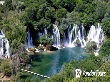 Herzegovinian history and nature in a day tour from Mostar(Small Groups)