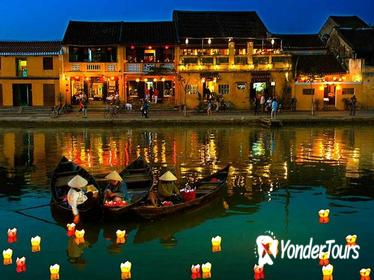 Hidden Gem Da Nang Hue and Hoi An 4 days 3 nights package