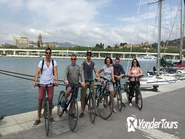 Highlights and Treasures of Malaga City Bike Tour