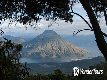 Hiking to Volcano San Pedro on Lake Atitlan