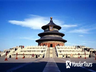 Historic Beijing Tour of Forbidden City, Tian'anmen Square and Temple of Heaven