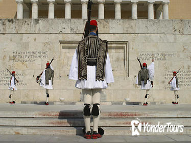 Historical Athens Walking Tour Including the Changing of the Guard