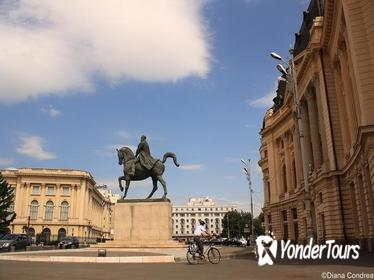 Historical Bucharest Full-day Private Walking