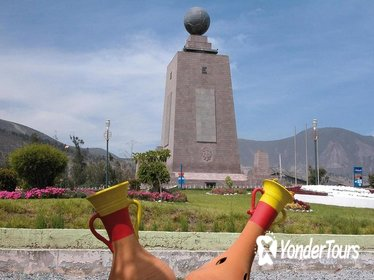 Historical Quito and The Equatorial Monument