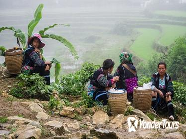 H'MONG CULTURE HALF DAY PRIVATE TOUR FROM SAPA
