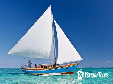 Hol Chan Marine Reserve and Shark Ray Alley Sailing and Snorkeling Tour