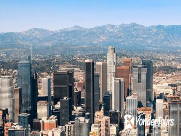 Hollywood and Los Angeles Helicopter Tour from Long Beach