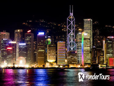 Hong Kong and Disneyland 4-Day Tour