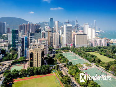 Hong Kong Layover City Tour with 2-way Airport Shuttle Transfers