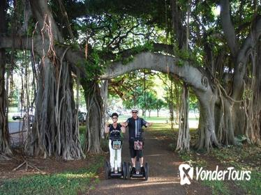 Honolulu Segway Tour: Kapiolani Park, Makalei Beach Park and Queen's Surf Beach